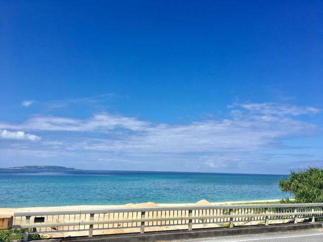 前田食堂の目の前にはきれいな海もあるよ