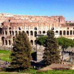 ローマの定番観光地、コロッセオ、フォロ・ロマーノ、パラティーノをお散歩