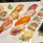 ローマの「竹寿司」でお寿司!想像をはるかに超えるサイドメニューのうどんには衝撃