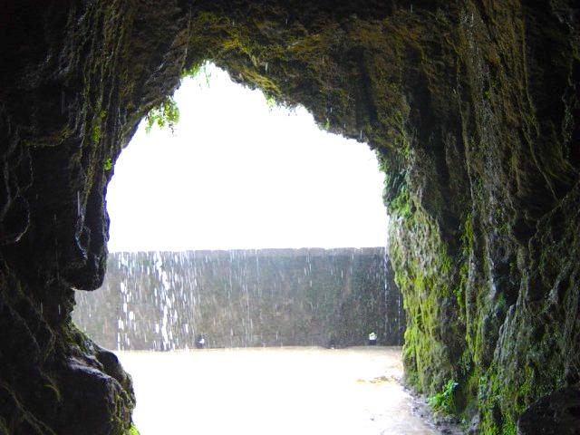 マルモレの滝の見所2:恋人たちのバルコニー