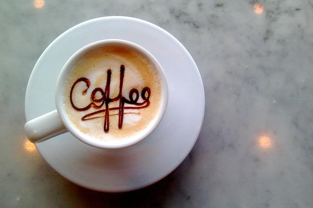英会話:海外のカフェで英語でコーヒーを注文する