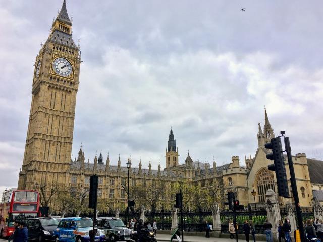 ロンドンのアイコン的存在ビッグ・ベン