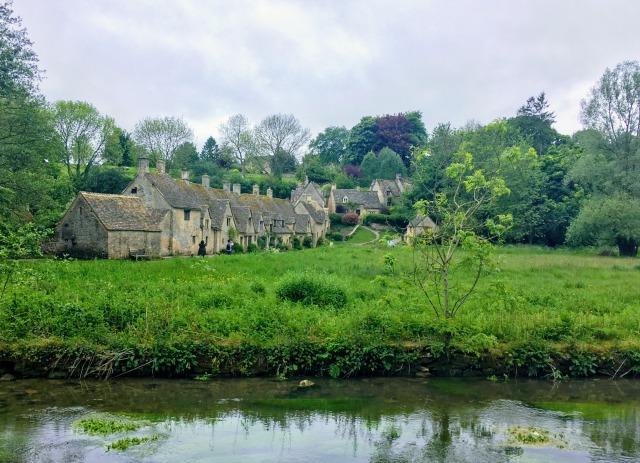 イギリス一美しい村と言われている「バイブリー」