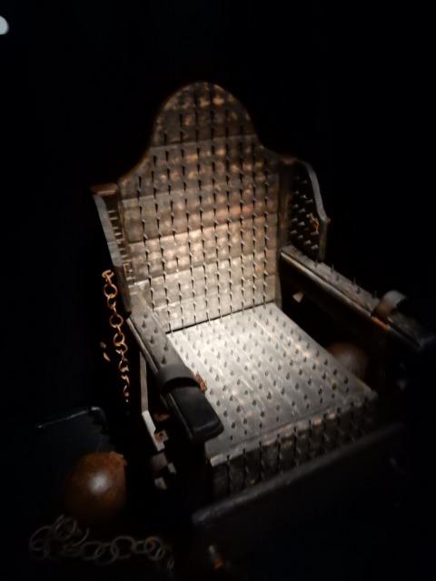 ザグレブ拷問博物館
