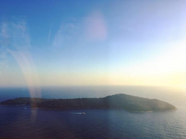 ドブロブニク、アドリア海に浮かぶ島