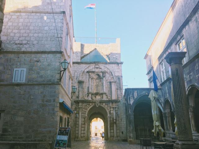 コルチュラ旧市街
