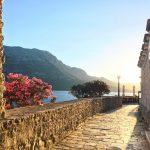 クロアチアコルチュラ島・朝日が降り注ぐ美しい旧市街を歩こう