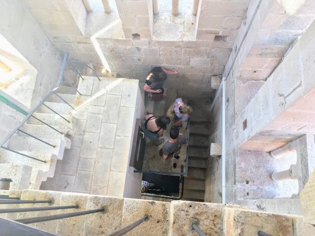 コルチュラ聖マルコ大聖堂の鐘楼
