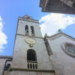 コルチュラ旧市街のランドマーク、聖マルコ大聖堂の鐘楼に登ろう!