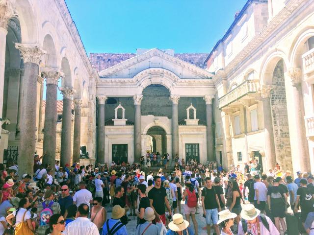 ディオクレティアヌスの宮殿