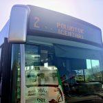 ザダルのバスターミナルから旧市街へバスで移動する方法・料金
