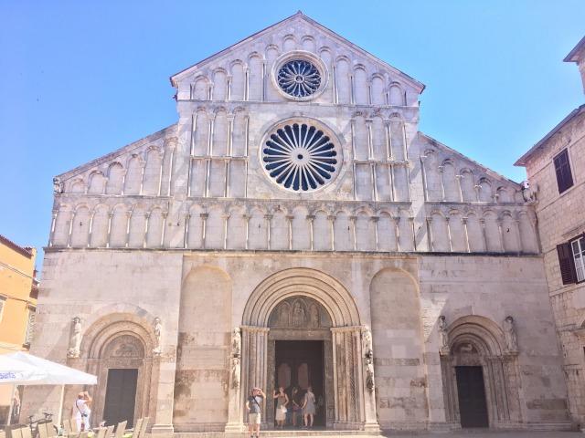 ザダル聖ストシャ大聖堂