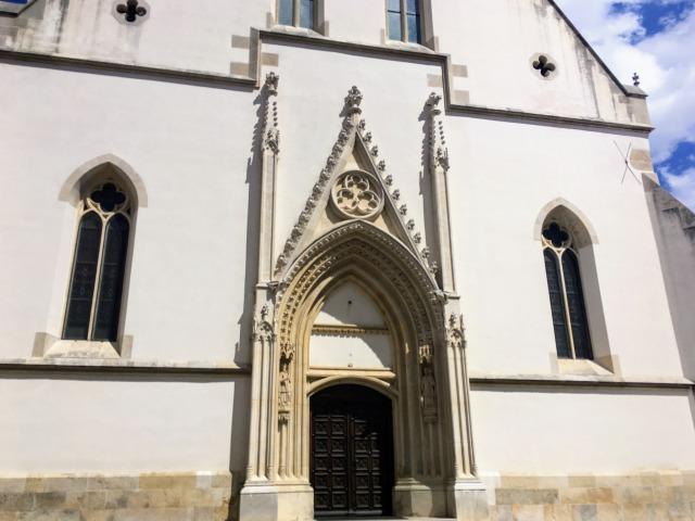 ザグレブ聖マルコ教会