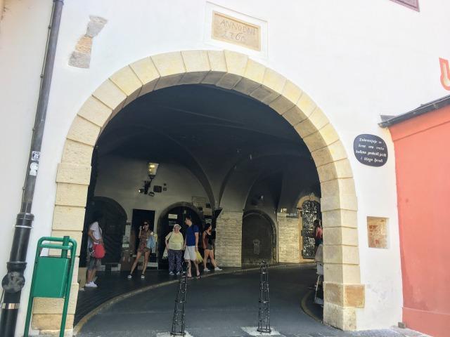 ザグレブ石の門