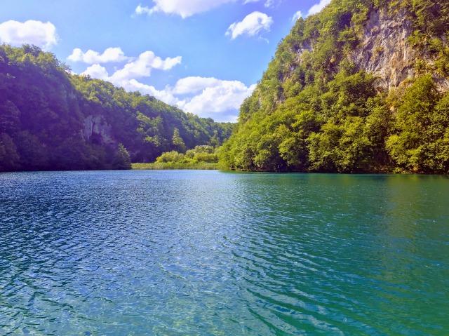 広大なプリトヴィツェ湖群国立公園