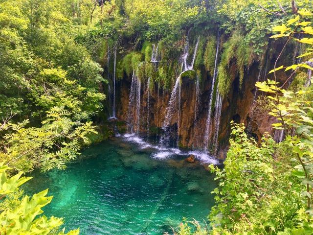 リトヴィツェ湖群国立公園