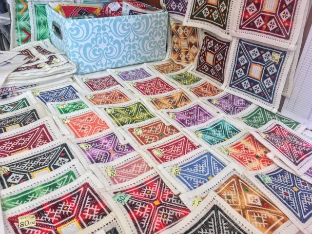 ドブロブニク刺繍コースター