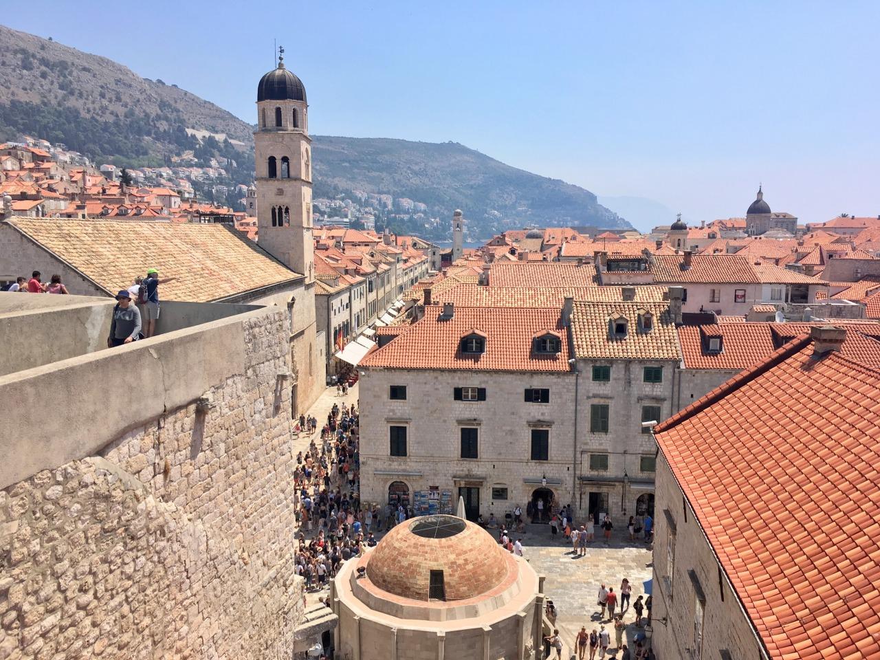クロアチア・ドブロブニクのおすすめ観光スポット11選・アドリア海の真珠と呼ばれる世界遺産の街を歩こう