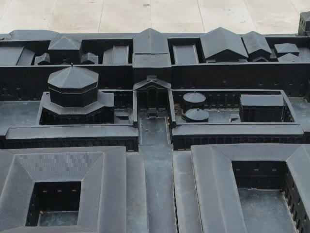宮殿時代の霊廟とジュピター神殿