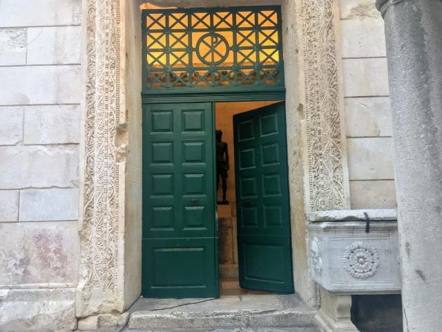 洗礼室(ジュピター神殿)