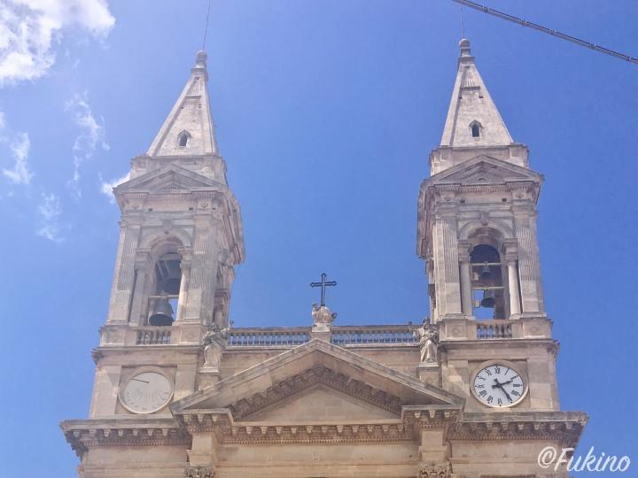 サンティ・メディチ・コズマ・エ・ダミアーノ聖堂