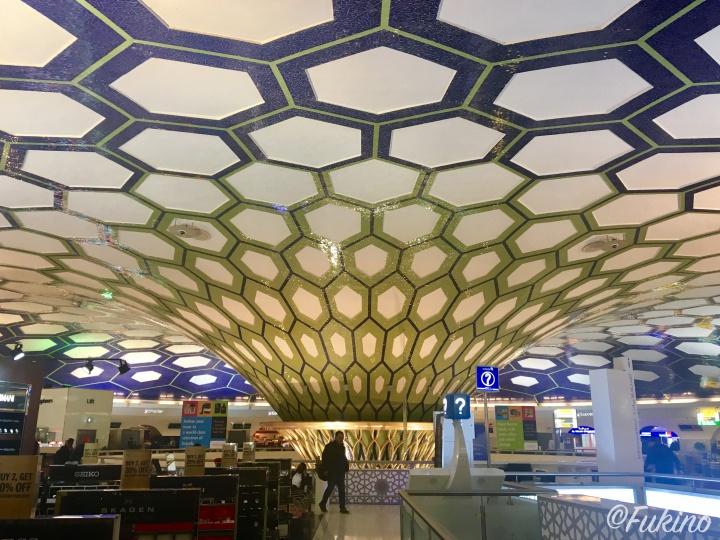 アブダビ国際空港第1ターミナル