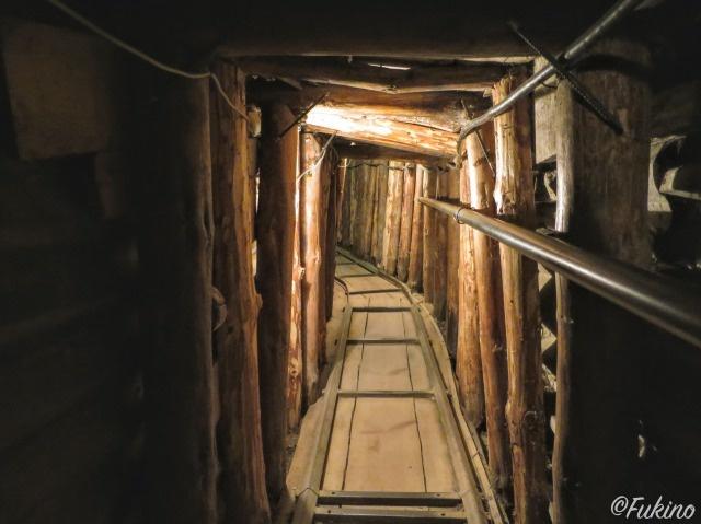 サラエボトンネル博物館