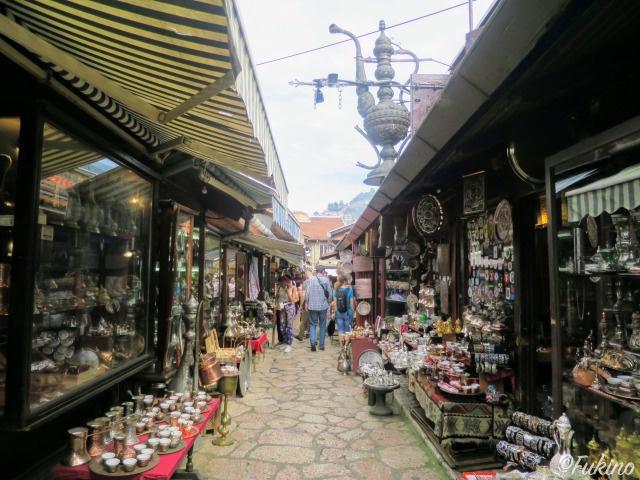 サラエボ旧市街