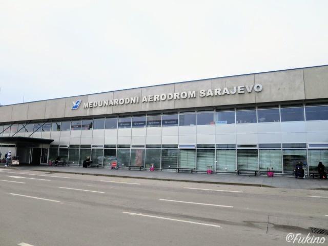 サラエボ国際空港:外観