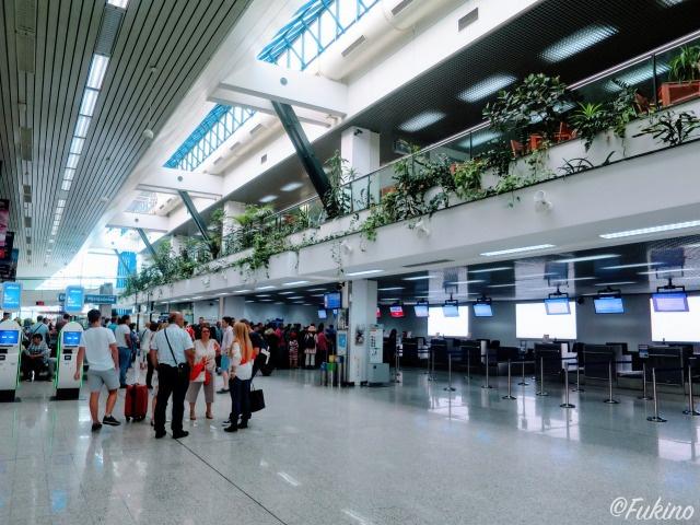 サラエボ国際空港1F