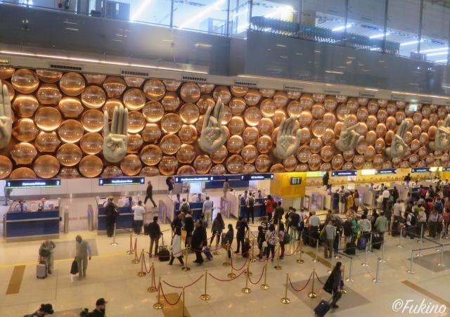デリー空港(インディラ・ガンディー国際空港)