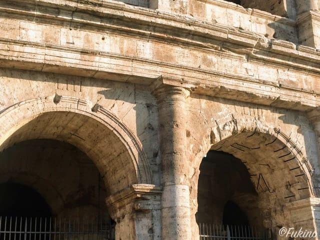 ローマの休日ロケ地巡り:コロッセオ