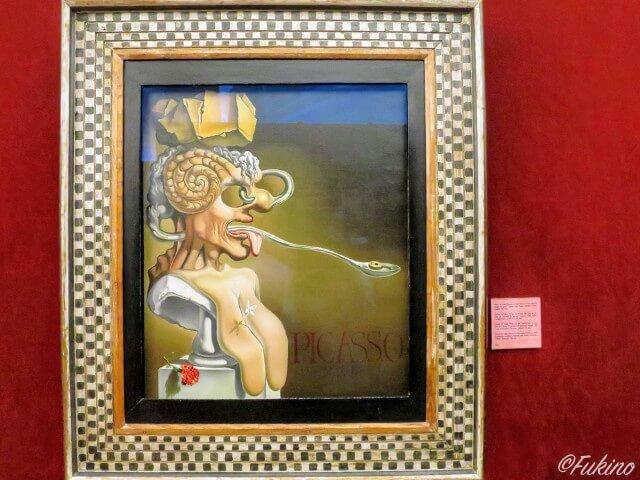 ピカソの肖像画