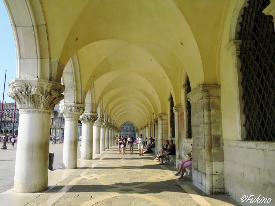 ベネチア サン・マルコ広場(Piazza San Marco)