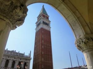 ベネチア 鐘楼(Campanile di San Marco)
